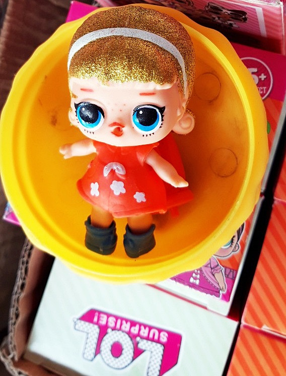 Кукла ЛОЛ шар-сюрприз