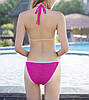 Модный ажурный вязаный купальник Монокини, фото 4