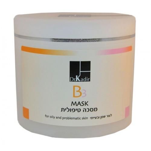 Маска для жирной и проблемной кожи Dr. Kadir B3 Mask for Oil and Problematic Skin  250мл 919