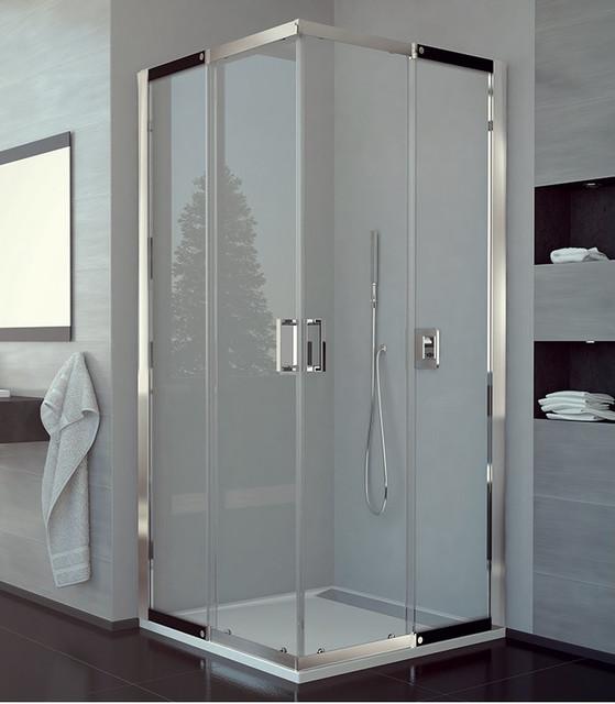 Квадратні і прямокутні душові кабіни