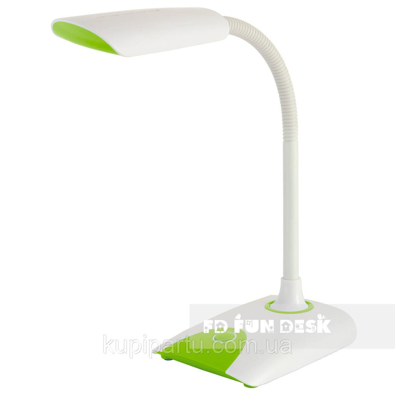 Настольная светодиодная лампа FunDesk LS2 green