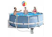 Каркасный бассейн Intex 26706 305 x 99 см (2 006 л/ч, лестница) HN KK