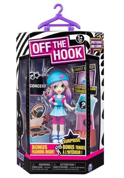 """Off the Hook:стильная кукла Дженни (серия """"Коктейльная вечеринка"""") SM74300/0151"""