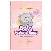 Детское натуральное мыло для девочек THALIA, 100г