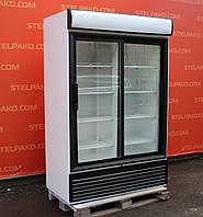 "Холодильная шкаф витрина ""Frigorex FVS 1200"" (Россия), объем 1200 л. Refurbished (рефарбишед) , фото 1"
