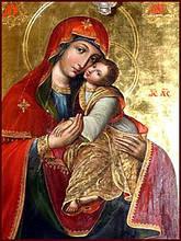 20 марта - празднование иконы Божией Матери «Споручница грешных»