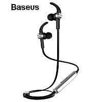 Оригинальные Bluetooth наушники гарнитура Baseus Licolor Magnet B11 Black