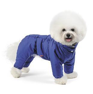 Pet Fashion Комбинезон Индиго М