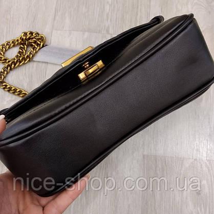 Сумка Люкс-реплика Louis Vuitton черная, фото 3