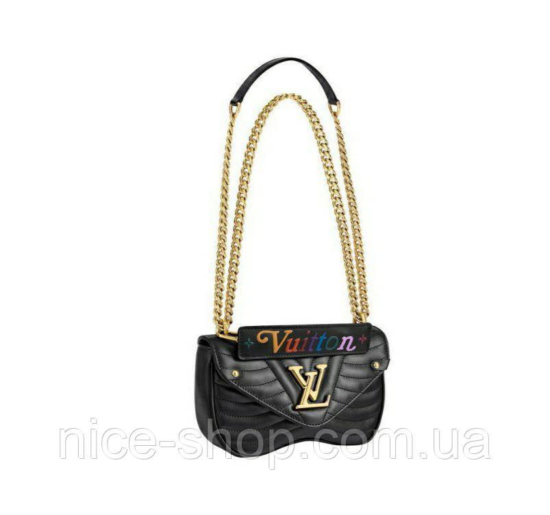 Сумка Люкс-реплика Louis Vuitton черная