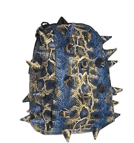 Рюкзак MadPax Pactor Half цвет BOA BLUE (синий питон), фото 2