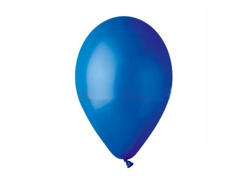 """Шары воздушные пастель Синий 8""""(21 см) 100шт."""