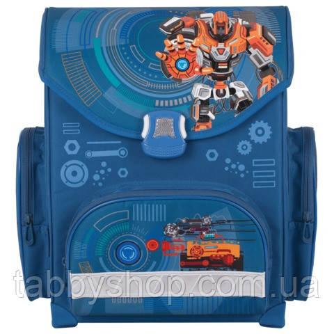 Ранец ортопедический каркасный TIGER Family Master Collection Робот