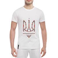 Футболка вышиванка с Гербом Украины, фото 1