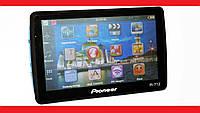 """7"""" GPS навигатор Pioneer 712 - 8gb 800mhz 256mb IGO+Navitel+CityGuide"""
