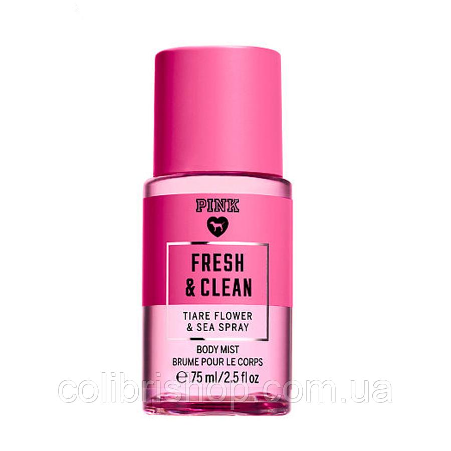 Парфюмированный спрей для тела Victoria's Secret FRESH & CLEAN Body Mist