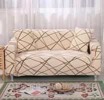 Чехол для двухместного дивана Цвет в асортименте