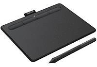 Графический планшет Wacom Intuos S Bluetooth  CTL-4100WLK-N  Black