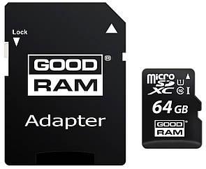 Карта памяти Micro SD 64Gb 10 Class