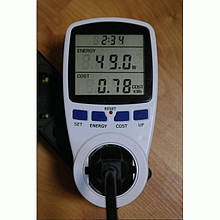 Энергометр FERON TM55 (до 3.5кВт)