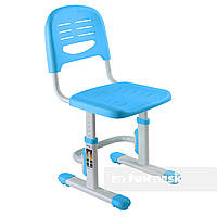 Детский стул для школьника FunDesk SST3, голубой