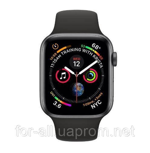 Фото Apple Watch Series 4