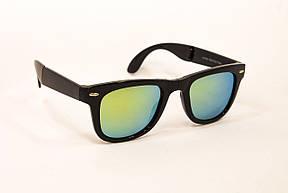 Складные зеркальные очки 911-72, фото 2
