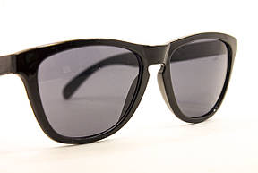 Черные очки Wayfarer 911-74, фото 3
