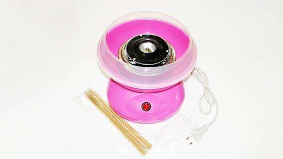 Аппарат для приготовления сладкой ваты Cotton Candy Maker GCM 520 - фото 3