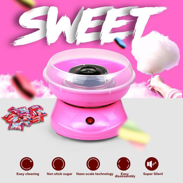 Аппарат для приготовления сладкой ваты Cotton Candy Maker GCM 520 - фото 9