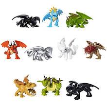 """Іграшки """"Як приручити дракона 3"""""""