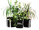 Grow Bag 5 л - Агротекстильный горшок 20х20 см + крышка, фото 6