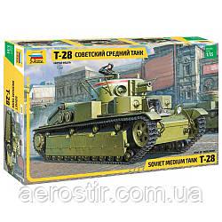Т-28 1/35 ZVEZDA 3694