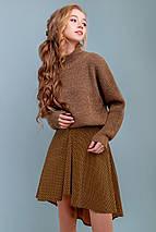 Женский прямой свитер (3266-3263-3261 svt), фото 3