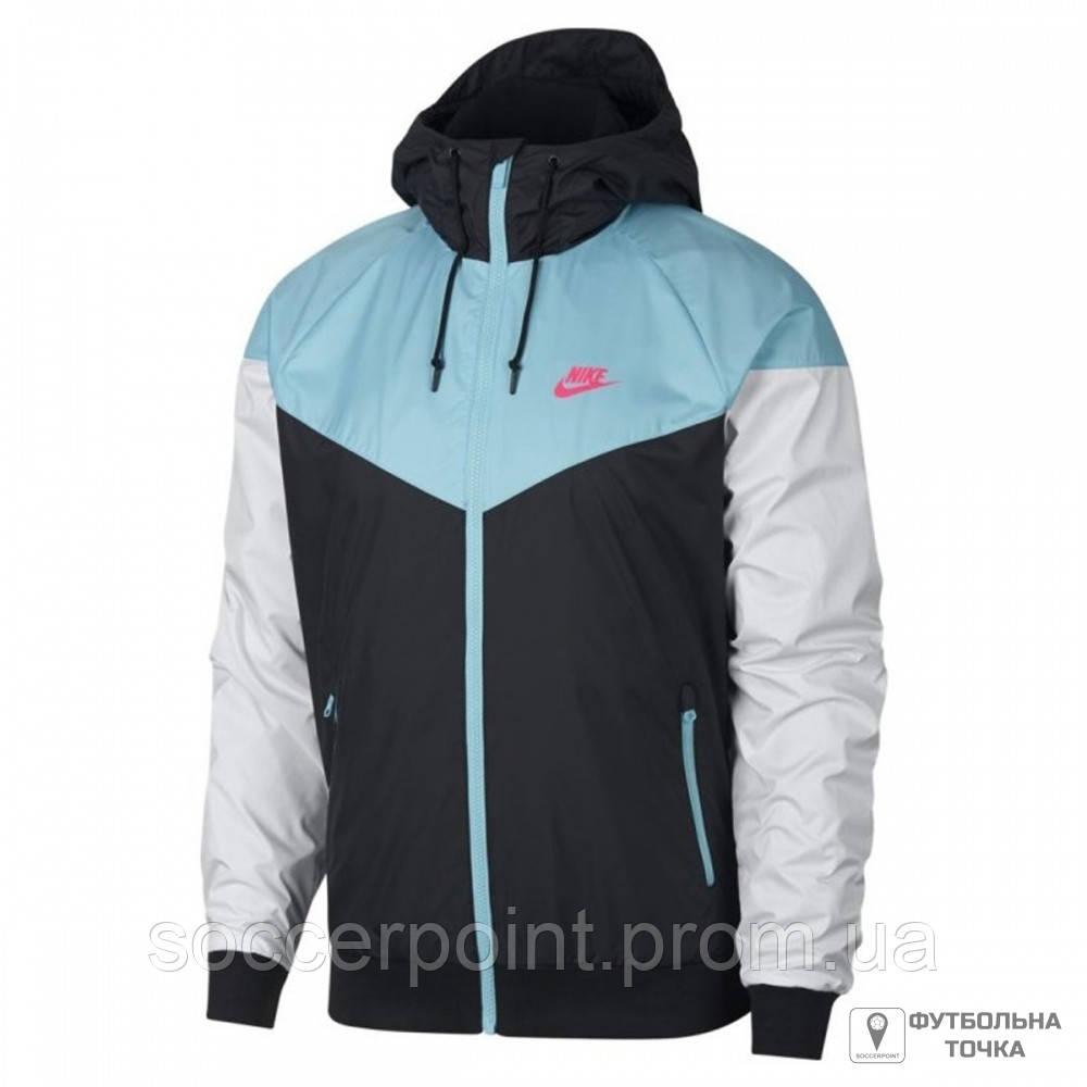 51062ae5 Ветровка Nike Windrunner Jacket (727324-015) - ФУТБОЛЬНАЯ ТОЧКА в Львове