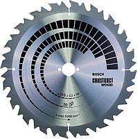 Пильный диск Bosch Construct Wood 315×3,2×30 мм, 20 ATB (2608640701)