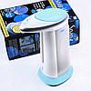 Сенсорная мыльница Soap Magic дозатор для мыла, Сенсорный дозатор для жидкого мыла, Диспенсер Дозатор, фото 4