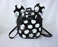 Рюкзак-сумка с пайетками , фото 1