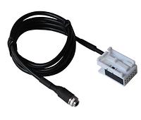 AUX кабель - 3,5 мм Джек адаптер для VW Touran Tiguan Гольф RCD510 RCD310 RNS510  Женский разьем, фото 1