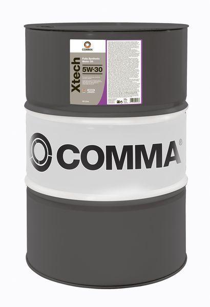 Масло моторное X-TECH 5W30 60л. COMMA