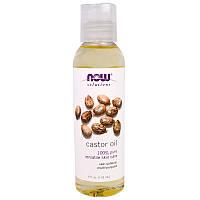"Касторовое масло NOW Foods, Solutions ""Castor Oil"" (118 мл)"
