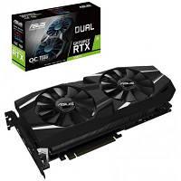 Видеокарта ASUS GeForce RTX2080 Ti 11Gb DUAL OC (DUAL-RTX2080TI-O11G), фото 1