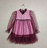 Детское нарядное платье, фото 2