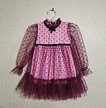 Детское нарядное платье, фото 3
