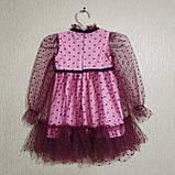 Детское нарядное платье, фото 4
