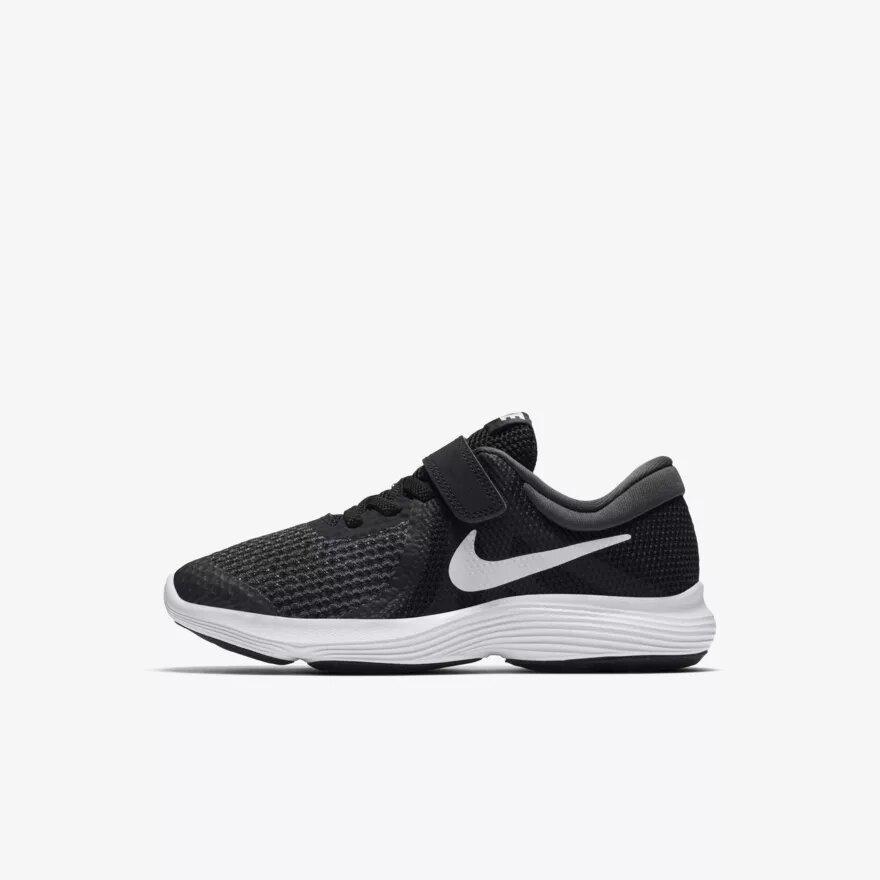 12b03ad4 Детские Кроссовки Nike Revolution 4 Gs 943305-006 (Оригинал) - Football  Mall -