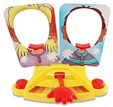 Игровой набор настольная игра Пирог в лицо для двоих игроков Carita Showdown! (Wizcom 1226), фото 3