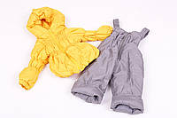 Костюм демисезонный (куртка и штаны) для девочек от 6 мес до 1,5 лет Кроха, фото 1