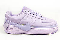 Женские кроссовки Nike Air Force 1 Violet, фото 1