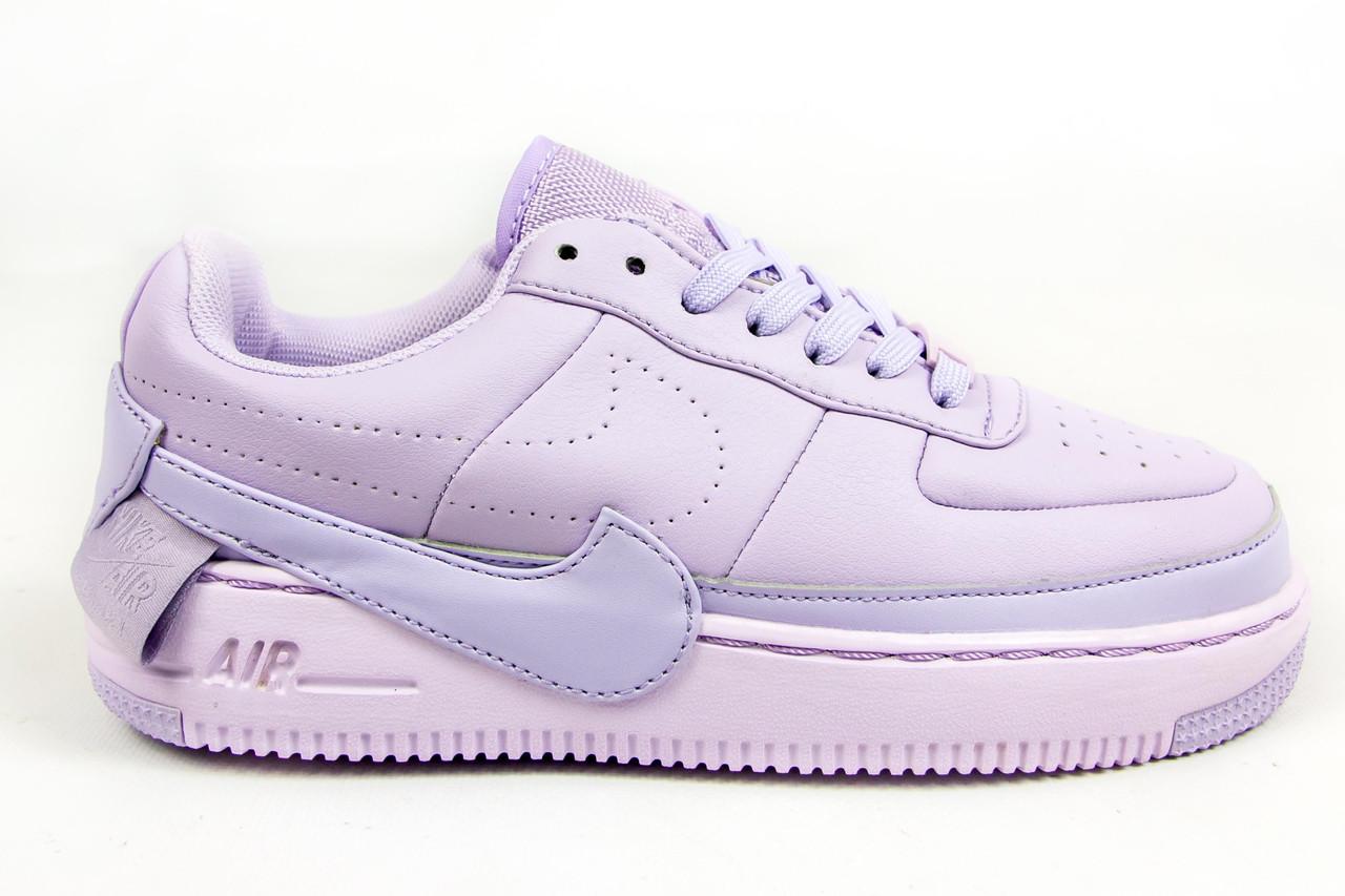 Женские кроссовки Nike Air Force 1 Violet